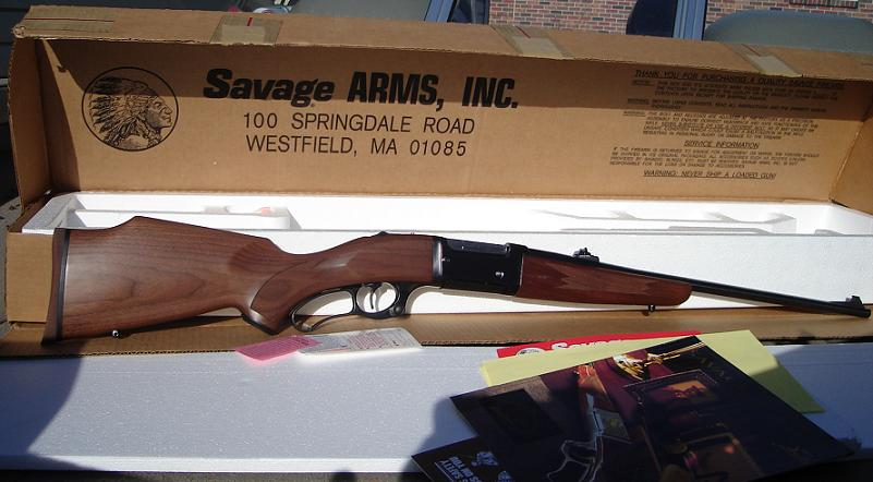savage 99 serial number lookup